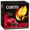 """Чай """"Curtis"""" Isabella Grape в пирамидках"""